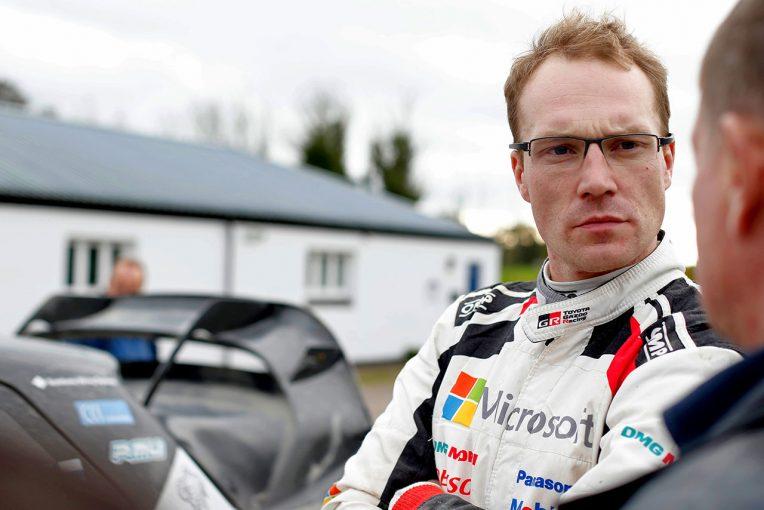 ラリー/WRC | ラトバラ「ダンパーの調整を続け、フィーリングは改善」/WRC第12戦ラリーGB デイ3コメント
