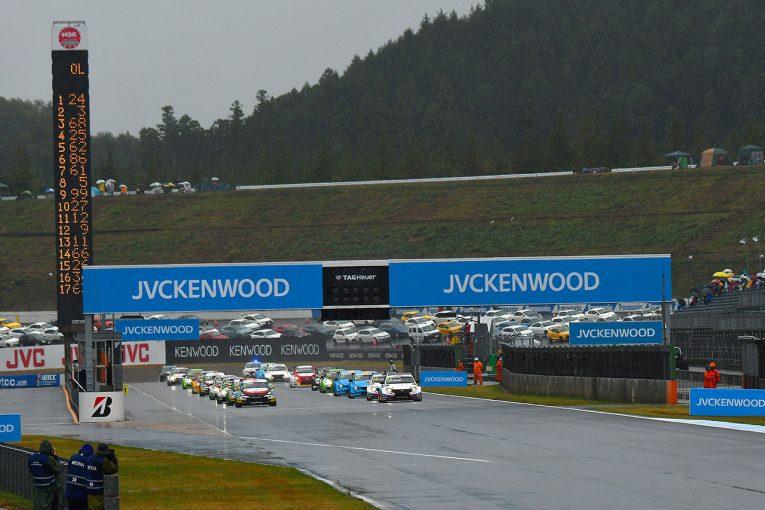 海外レース他 | 【順位結果】WTCC世界ツーリングカー選手権もてぎオープニング/メインレース