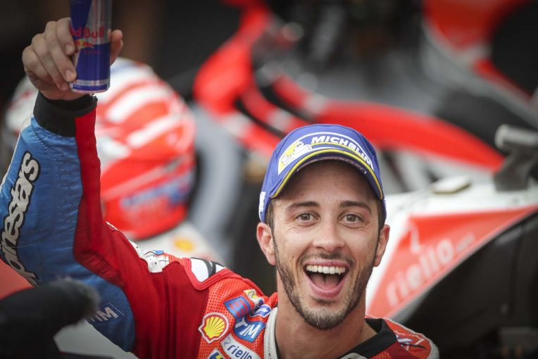 MotoGP | MotoGPマレーシアGP決勝:ドビジオーゾ優勝で逆転王者に望みつなぐ