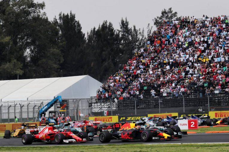 F1 | 【順位結果】F1第18戦メキシコGP決勝