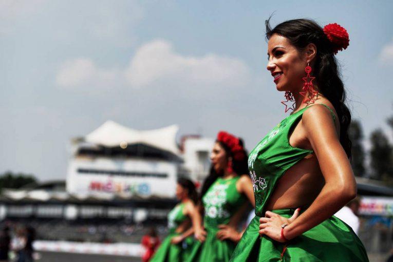 F1   【ポイントランキング】F1第18戦メキシコGP終了時点