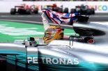 F1 | 「なんという恐ろしい展開!」ハミルトン、最後尾から戦い4度目のF1王座に
