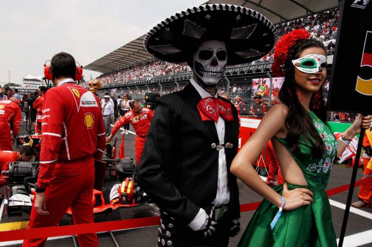 F1   F1第18戦メキシコGPフォトギャラリー