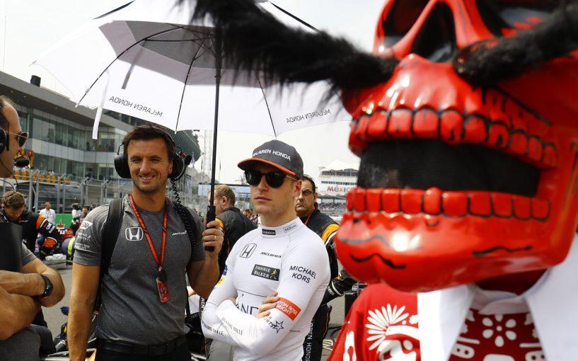 F1   バンドーン「直線スピードの遅さを実感。ザウバーさえ抑えておけない」マクラーレン・ホンダ F1メキシコGP