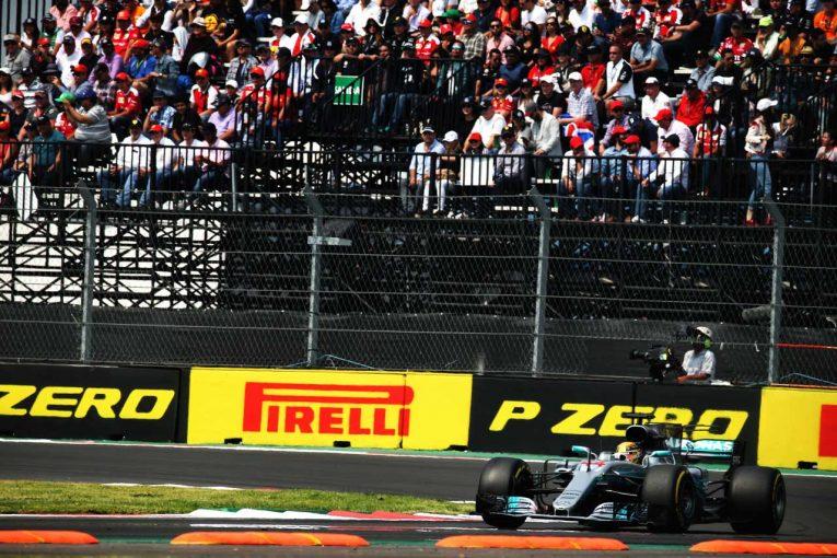 F1   ピレリ「滑りやすい路面において、タイヤを適正な作動領域に保つことが不可欠となった」