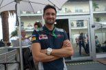F1 | 【あなたは何しに?】WECポルシェチームのフィジオを務めるリッチ・コナーがF1パドックに