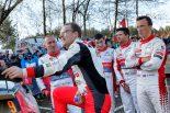 ラリー/WRC | ラトバラ「ヤリスWRCこそ最高のクルマという考えに変わりなし」/WRC第12戦ラリーGB デイ4コメント