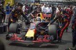 F1 | リカルド意気消沈「交換したてのPUが壊れた。根本的な問題があると思う」:レッドブル F1メキシコGP日曜