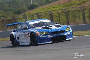 91号車BMW M6 GT3/FIST-チームAAI