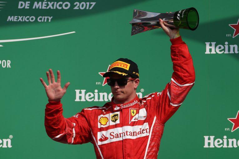 F1 | フェラーリ会長「2018年はライコネンにとって最後のF1シーズンになり得る」後任は若手ドライバーと示唆