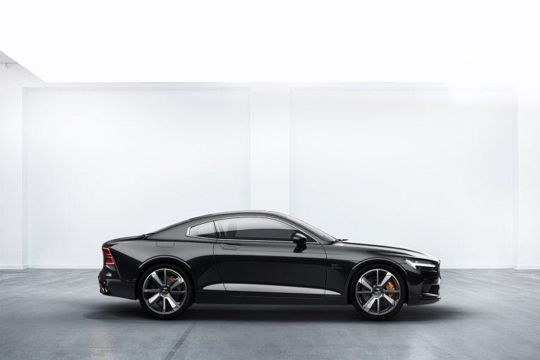 クルマ | 高性能電動ブランド、ポールスターのファーストモデル『Polestar1』公開