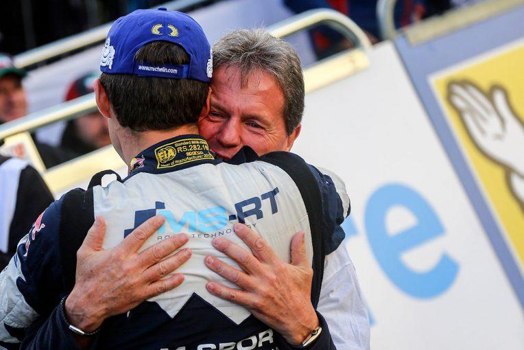 ラリー/WRC   WRC:最上位クラス唯一のプライベーター、Mスポーツが3冠。「オジエたちが最後のピース」