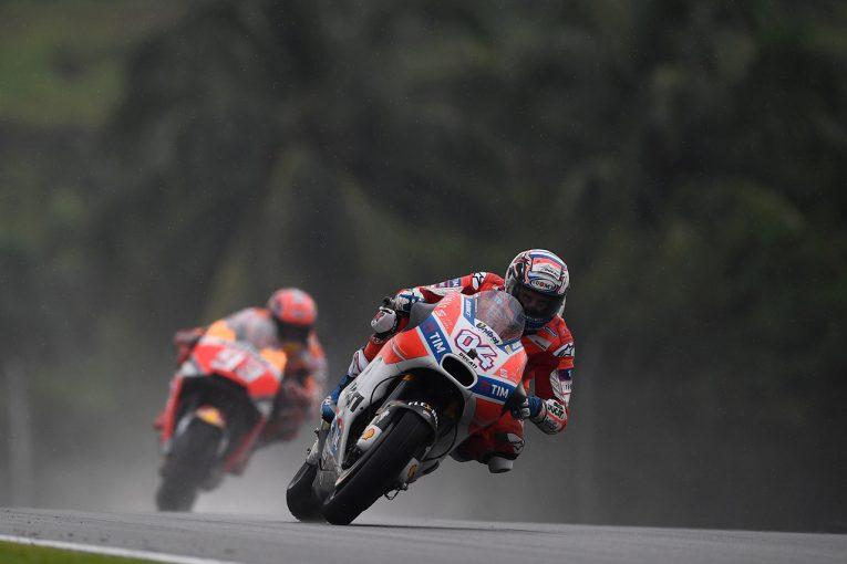 MotoGP   MotoGP:ドゥカティ 2017年第17戦マレーシアGP レースレポート