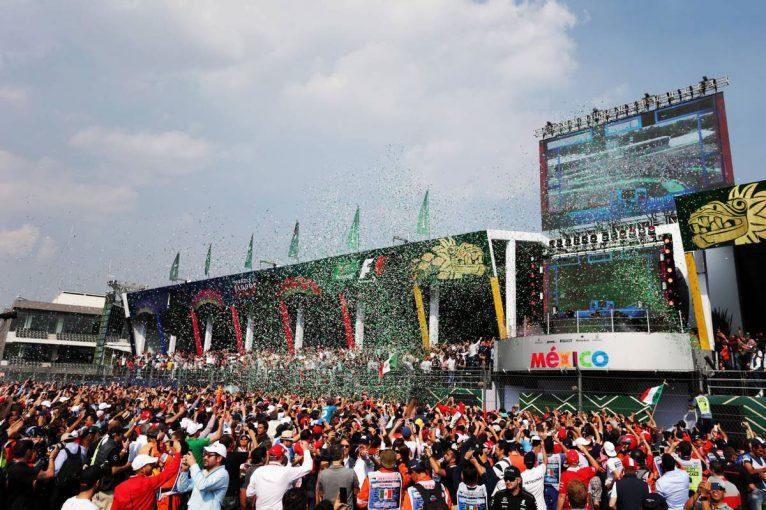 F1 | F1第18戦メキシコGP 決勝トップ10ドライバーコメント