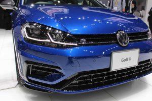 クルマ | VWゴルフ Rパフォーマンス/東京モーターショー2017