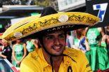 F1 | サインツ「ステアリングのトラブルでリタイアを余儀なくされた」:ルノー メキシコGP日曜