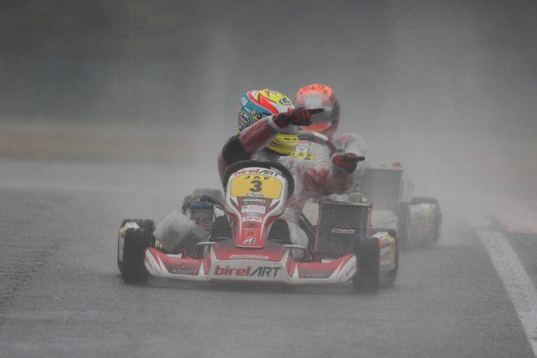 国内レース他 | 全日本カートOKシリーズ:2017年 第9戦/第10戦レースレポート
