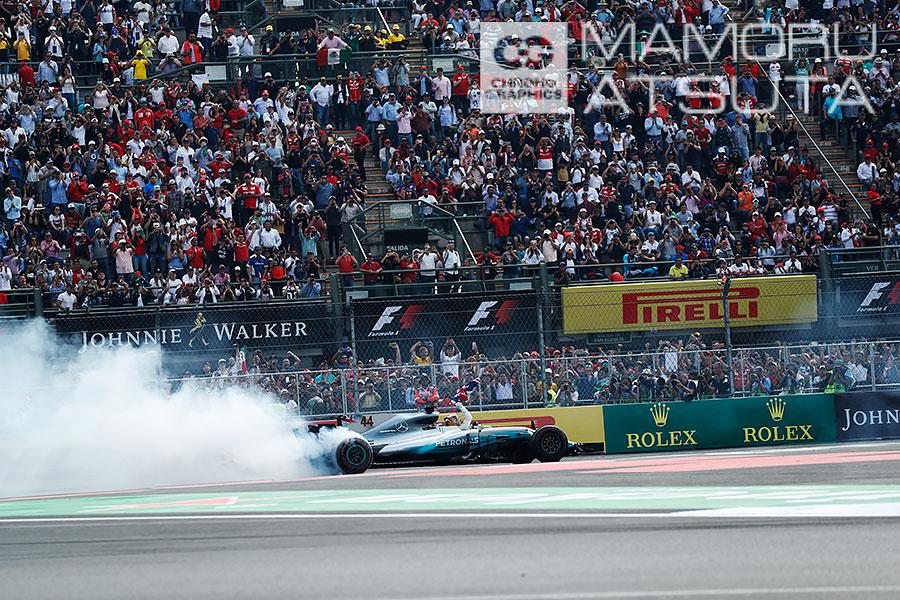 Shots!F1メキシコGP 日曜