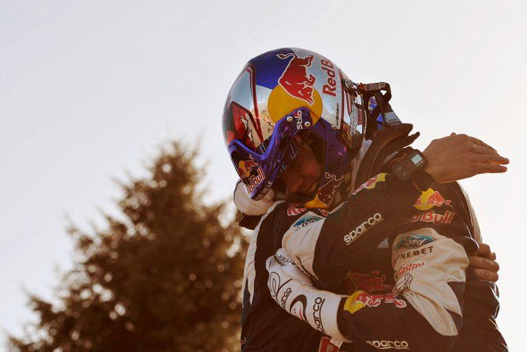 ラリー/WRC | WRC:5連覇のオジエ、挑戦の1年を振り返る。「ラリーでここまで幸せな気分になれるとは」