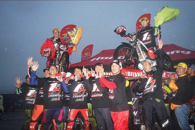 MotoGP | 全日本トライアル、ホンダの小川友幸が5連覇を達成。通算7回目のタイトルを獲得