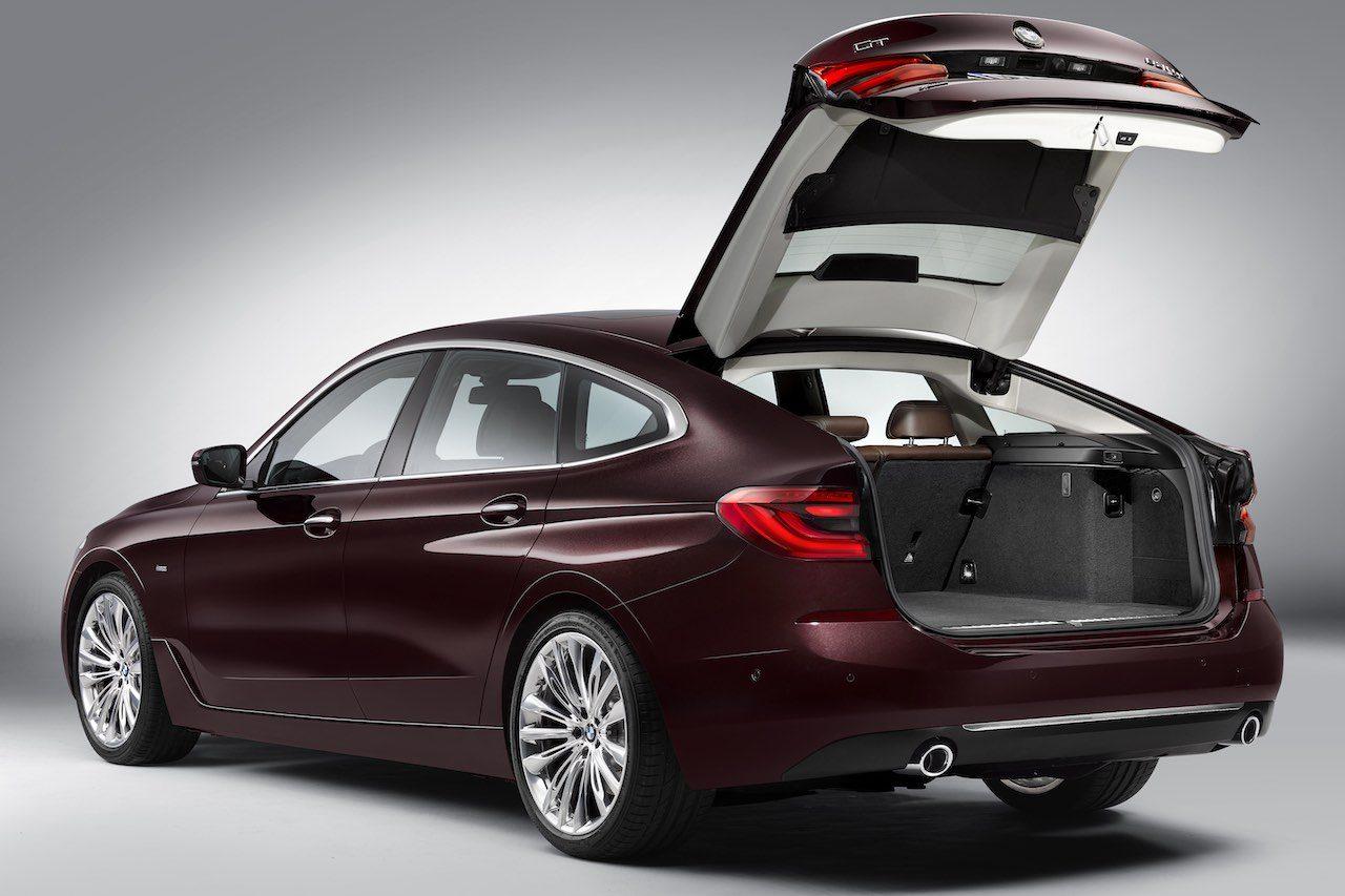 新型『BMW 6シリーズ・グランツーリスモ』誕生。デビュー記念限定車も設定