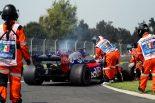 F1 | 【F1メキシコGP無線レビュー】週末を通してルノーPU勢にトラブル多発「ノーパワー、ノーパワー!」
