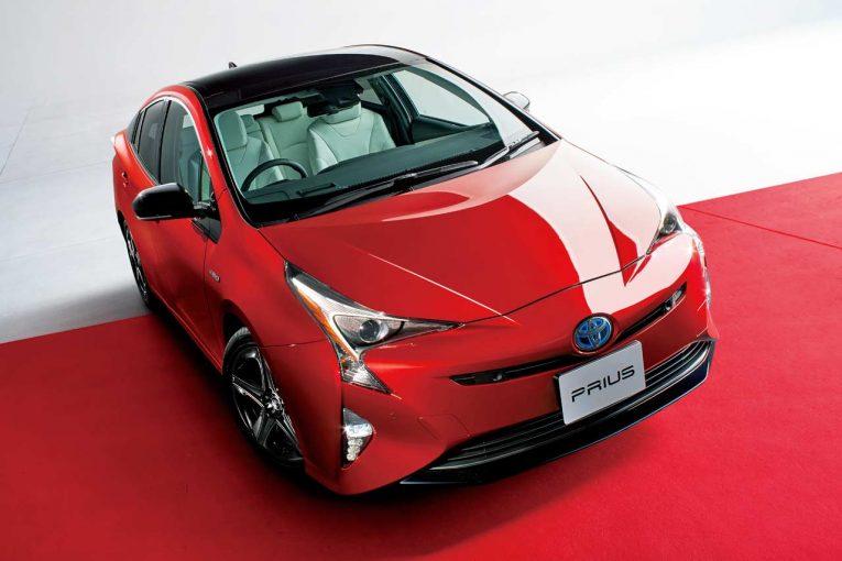 クルマ | 『トヨタ・プリウス』に安全性高めた特別仕様車が登場。誕生20周年限定車も