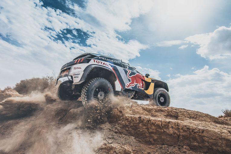 ラリー/WRC   プジョー・スポール代表、2018年限りのダカール撤退を示唆。「我々にとって最後のダカールに」