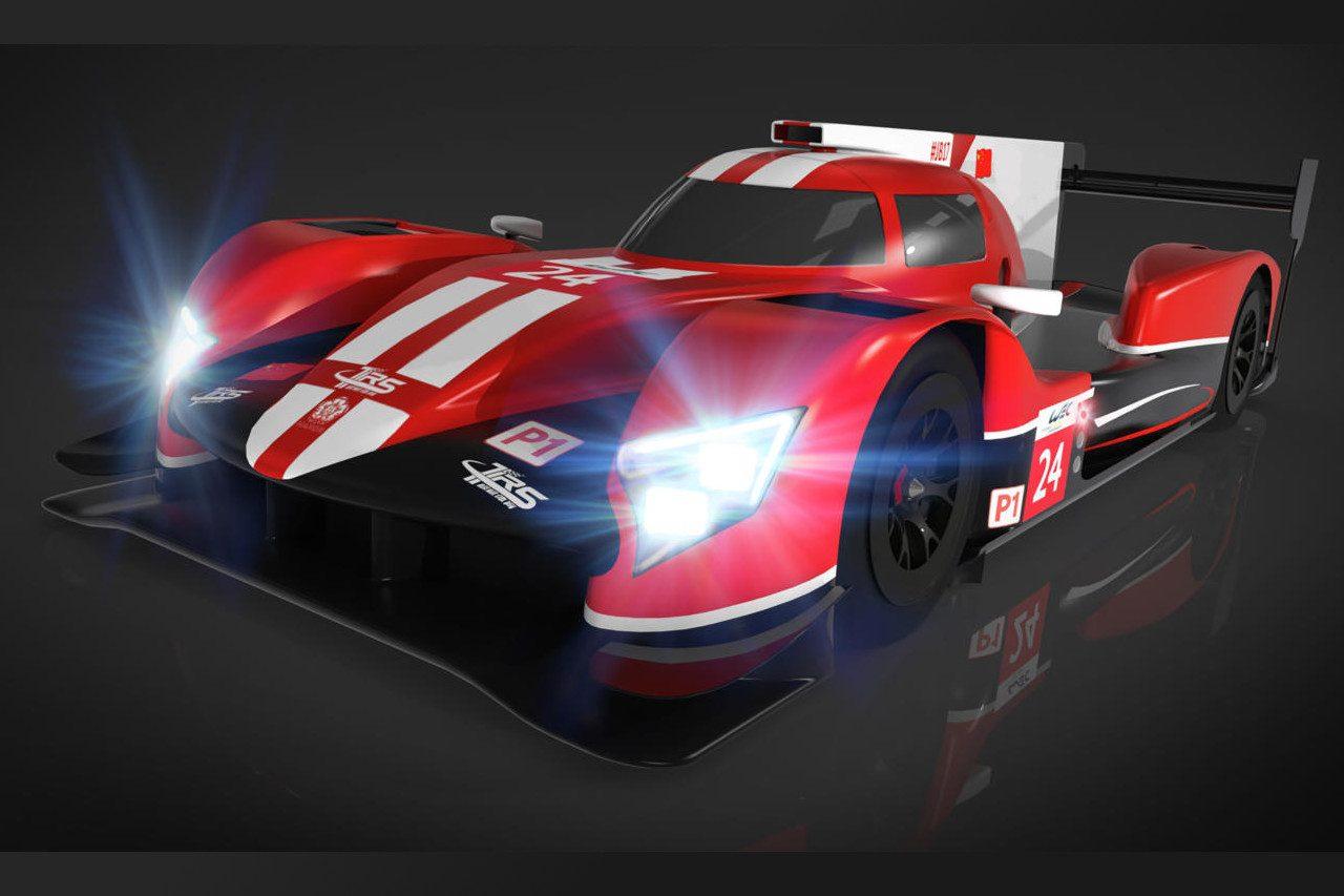 WEC:マノーTRS、ジネッタ製LMP1カーでスーパーシーズン参戦。台数は明言せず