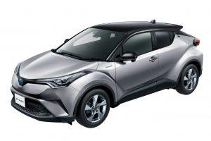 """トヨタC-HR S""""LED Edition""""(ブラック×メタルストリームメタリック)"""