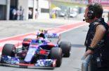 F1   レッドブルF1代表「サインツJr.はリカルド離脱に備えてのセーフティネット」