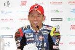 レース1、2ともにポールポジションを獲得した中須賀克行(YAMAHA FACTORY RACING TEAM)