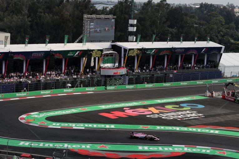 F1   F1アメリカGP主催者、メキシコGPの日程変更を提案。メキシコ側は反発