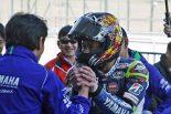 最終戦のレース1を制した中須賀克行/YAMAHA FACTORY RACING TEAM