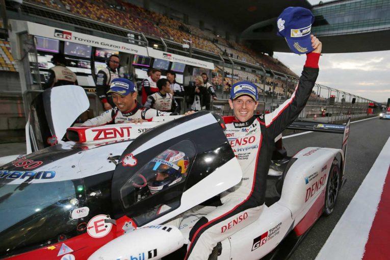 ル・マン/WEC | WEC:トヨタ、レース終盤に1-2逃すもポルシェに並ぶ4勝目。ロペス「クラッシュは僕のミス」