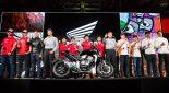 ホンダが2018年の二輪モータースポーツ世界選手権への参戦体制を発表した