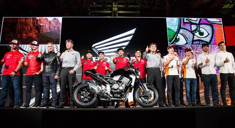 MotoGP | ホンダ、MotoGPなど2018年二輪世界選手権参戦体制を発表。SBKでキャミアを起用