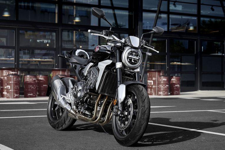 MotoGP | ホンダ、ミラノショーで新型『CB1000R』など世界初公開。国内での発売も予定