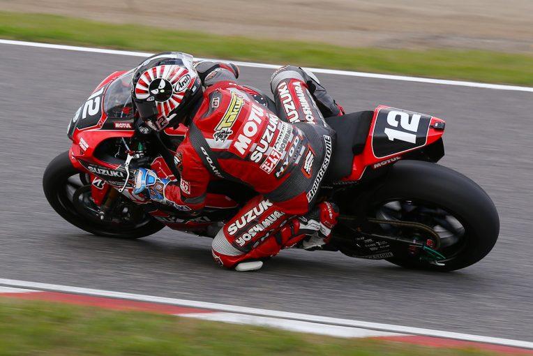 MotoGP   タイトルに届かなかったヨシムラ。「チャンピオンを獲得できるような力がなかった」と加藤監督