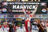 海外レース他 | NASCAR第34戦:フォード優勝。トヨタのトゥルーエクスJr.がプレーオフ最終戦進出決定