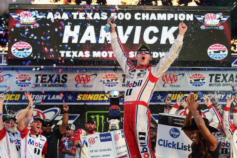 海外レース他   NASCAR第34戦:フォード優勝。トヨタのトゥルーエクスJr.がプレーオフ最終戦進出決定