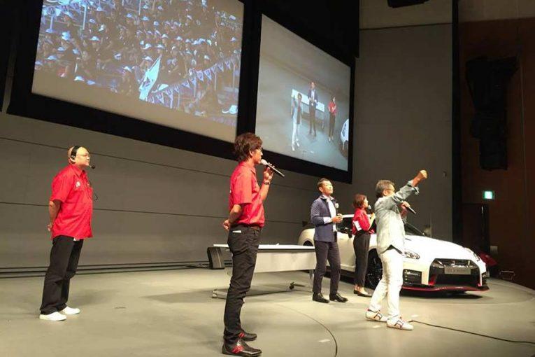 スーパーGT   横浜から声援を送ろう。スーパーGT第8戦もてぎPVイベント、日産ホールで11月12日開催
