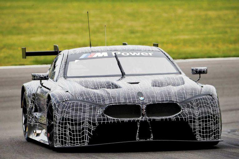 ル・マン/WEC | IMSA:BMWの新型マシン『M8 GTE』1号車が完成。GTLM戦うBMWチームRLLが導入準備