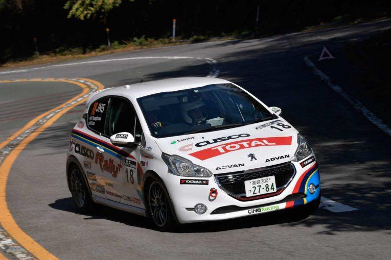 ラリー/WRC | 全日本ラリー:プジョー・シトロエン・ジャポン 2017年第9戦新城 ラリーレポート