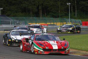 石川資章は今季、オリビエ・ベレッタとともにブランパンGTシリーズ・エンデュランスカップに参戦しフェラーリ488 GT3をドライブした。