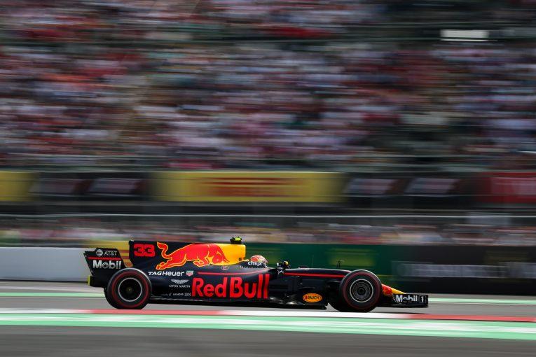 F1 | レッドブルF1、2018年型マシンは早期リリースを予定。初回テストからロングランを目指す