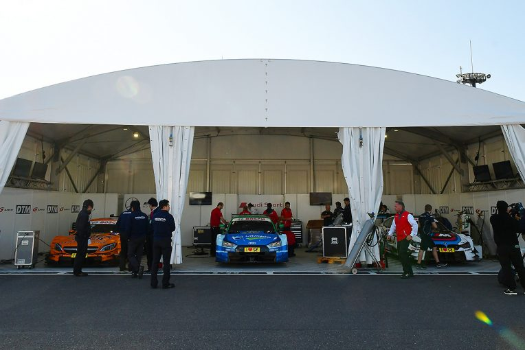 スーパーGT | スーパーGT最終戦でのデモランに向け3台のDTMマシンがツインリンクもてぎに到着