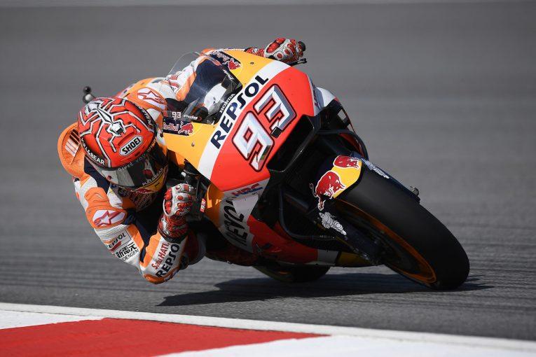 MotoGP   MotoGP:マルケス「プレッシャーを感じることは当然。ポイント差はあまり考えない」