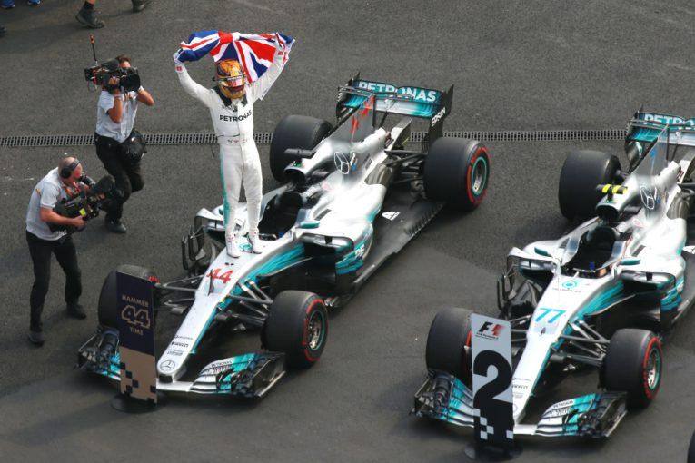 F1   ウォルフ「タイトルは獲得したが気を緩めるつもりはない」:メルセデスF1ブラジルGPプレビュー