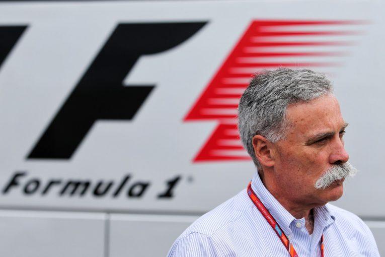 """F1   撤退発言のフェラーリにF1ボスが釈明。「""""NASCARのようなF1""""にするつもりはない」"""